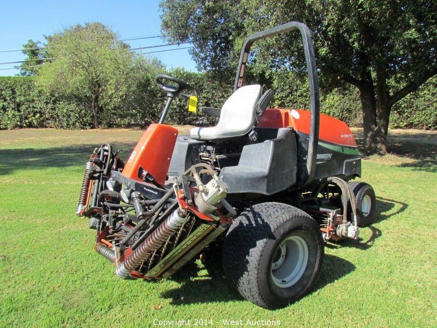 West Auctions - Auction: Golf Course Landscape Equipment