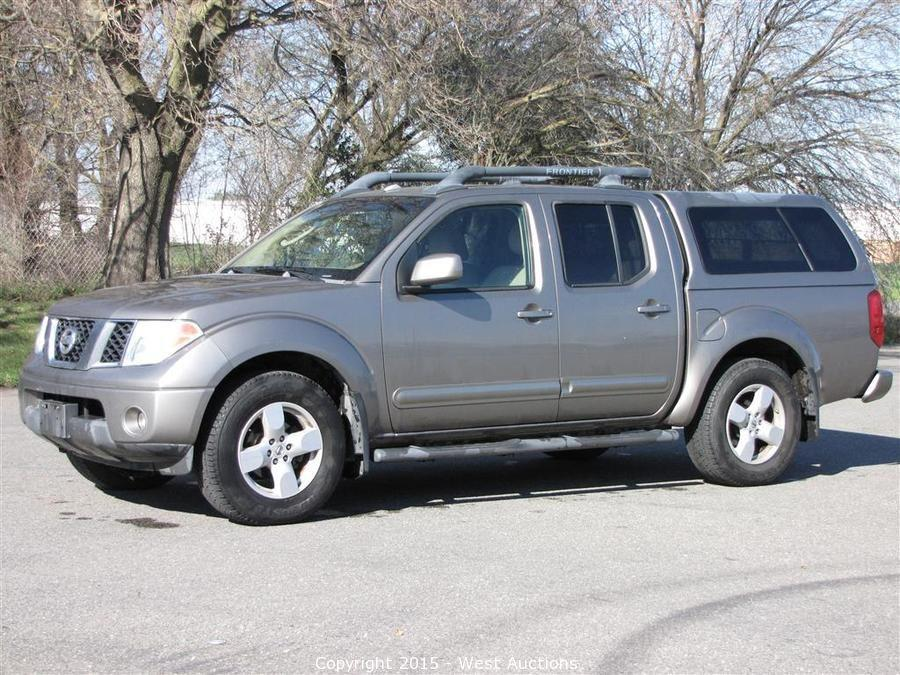 Nissan Frontier Camper Shell >> West Auctions Auction Harley Davidson V Rod Motorcycle