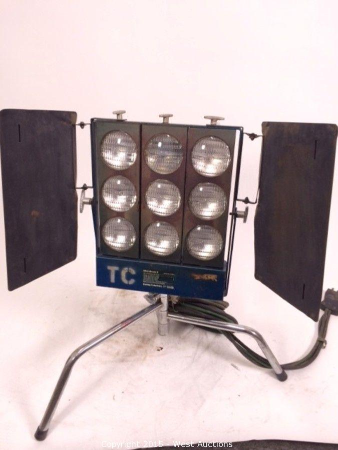 West Auctions - Auction: Lighting and Grip Equipment and Accessories ...