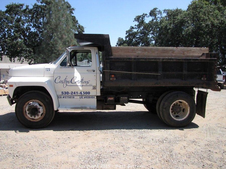 West Auctions - Auction: Trucks, Skid Steer, Mini Excavator
