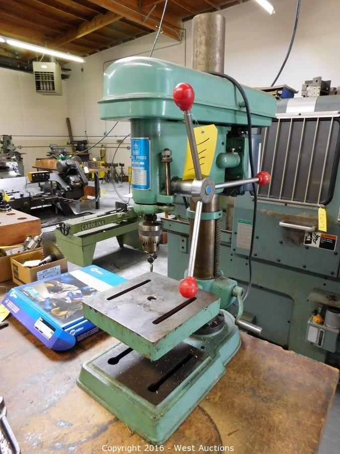 West Auctions - Auction: Machinery, Equipment and Tools from