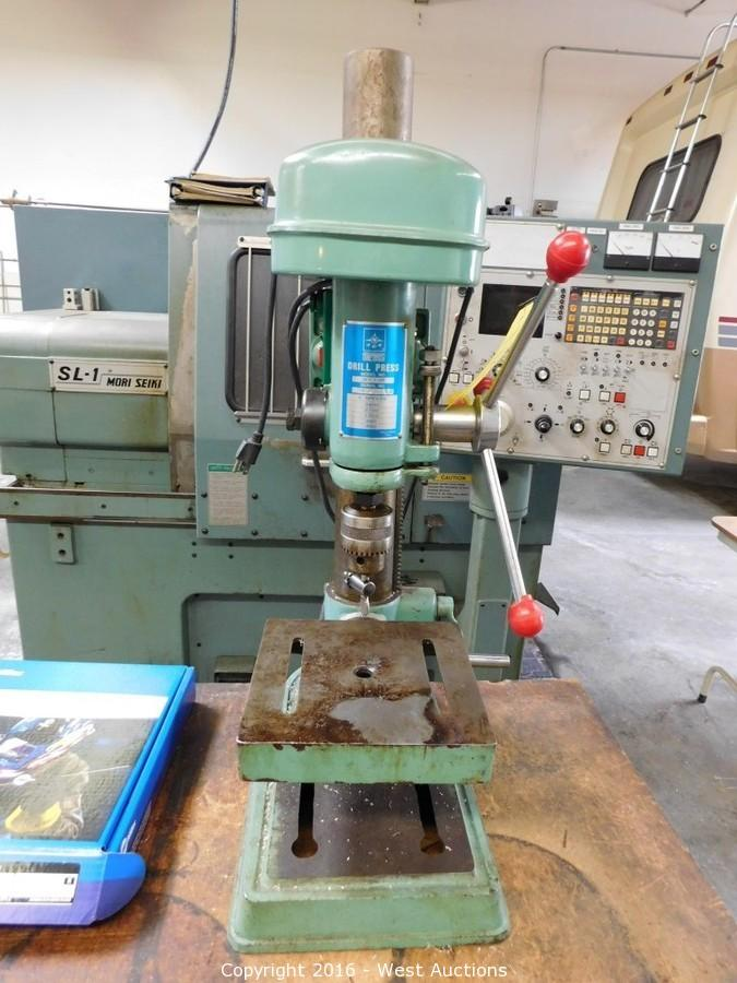 West Auctions - Auction: Machinery, Equipment and Tools from Bay