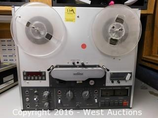 ReVox PR99 MK3 2 Channel Reel to Reel Tape Recorder