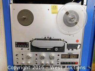 ReVox PR 99 Tape Recorder
