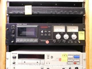 Tascam 112MKII Professional Cassette Tape Player
