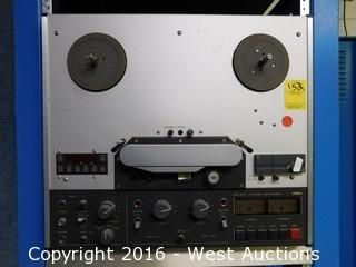 ReVox PR 99 MK III 2 Channel Tape Recorder