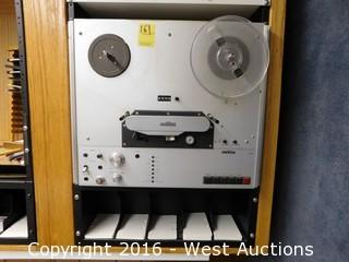 ReVox PR 99 Reel-to-Reel Tape Recorder