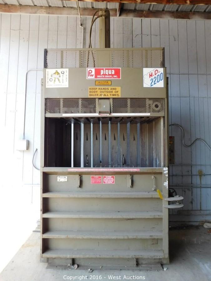 West Auctions - Auction: Equipment Trailers, Machinery