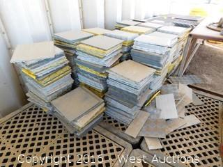 1000+ Sq.Ft of Plastic Interlocking Floor Tiles