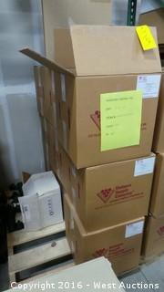(10) Boxes of Unipor C12/15 Filter Sheets