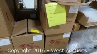 (8) Boxes of Europor K-60 Depth Filter Sheets