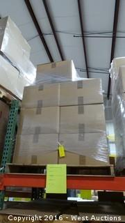 Pallet of (7) Boxes of BECOFLOC 10 Filter Additives