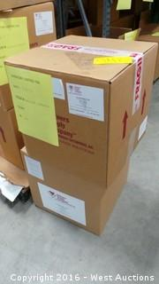 (2) Boxes of Europor K-30 Depth Filter Sheets