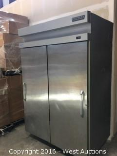 Hobart DA2 Commercial SS Refrigerator