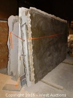 (26) Granite Slabs with Remnants