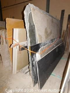 (11) Granite Slabs with Remnants