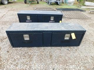 "(1) 34""x16"" Weatherguard Toolbox"