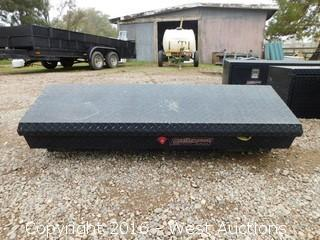 "(1) 56""x16"" Weatherguard Toolbox"