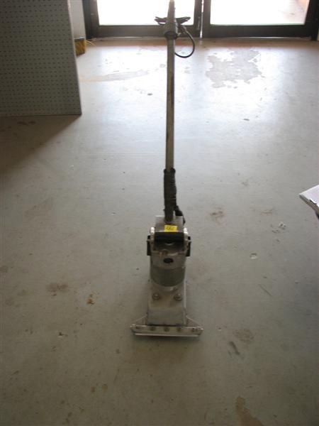 West Auctions Auction Equipment Rental Yard In Redding CA ITEM - Power floor scraper rental
