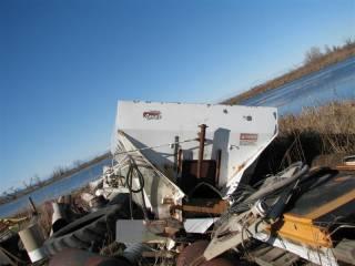 Henderson Fertilizer/Sand/Salt Spreader Truck Bed