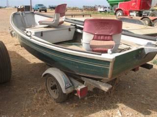 Willie Uni-Rail Boat