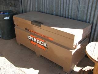 Knaak Jobmaster metal storage job box