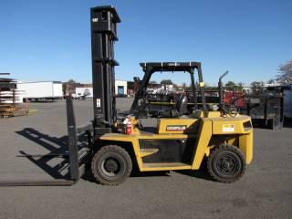 Cat DP70 Forklift