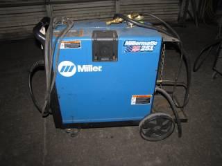 Millermatic 251 Wire Welder