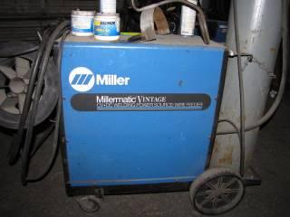 Millermatic Vintage Wire Feed welder