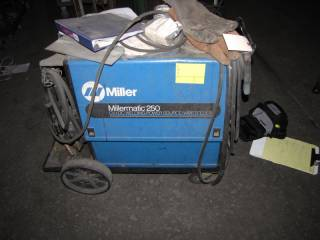 Millermatic 250 Wire Feed Welder