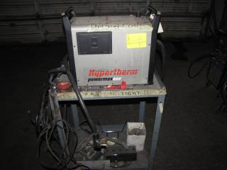 Hypertherm Powermax 600 Plasma Cutter