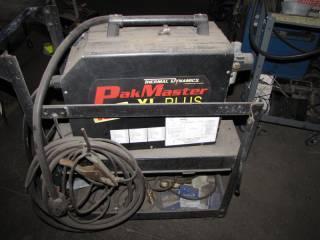 Thermal Dynamics / Pak Master 100 XL Plus, Plasma Cutter