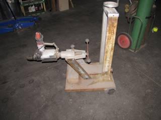 Milwaukee Frame Drill W/ Stand
