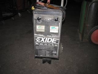 Exide 6 / 12 Volt Battery Charger