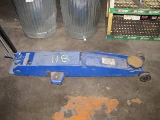 Westward 5 Ton Hydraulic Jack