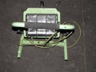 500 Watt Power Light Shop Light