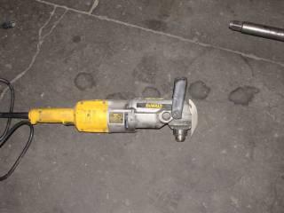 "DeWalt 1/2"" Right Angle Electric Drill"