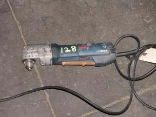 "Bosch 3/8"" Electric Right Angle Drill"