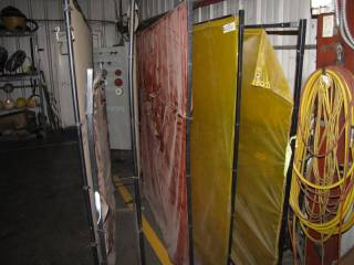 (6) Safety Screens