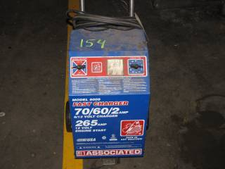 Associated Fast Battery Charger