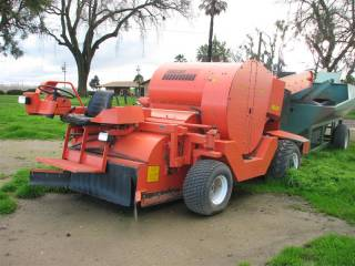 West Auctions - Nut Farming Equipment in Robbins, California on