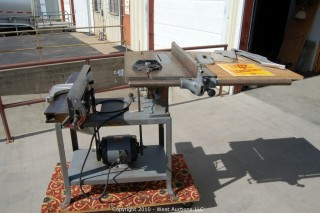 Delta table Saw & Jointer in One
