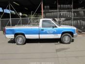 1992 GMC 2500 Sierra Pickup Truck w/Tommy Lift Gate
