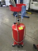 Champion Power Equipment Oil Drain & Containment System