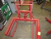 Mountain Hydraulic 3/4 Ton Wheel Dolly