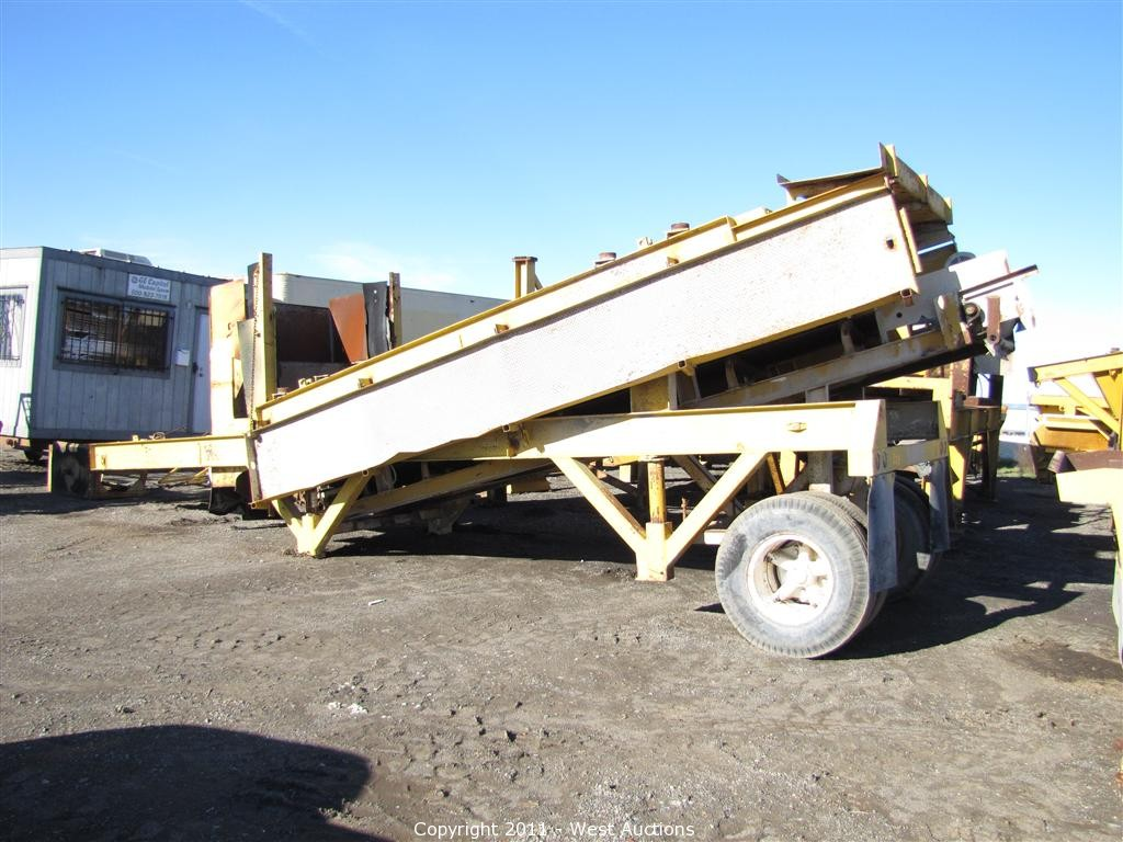 West Auctions - Auction: Rock Crushing Company ITEM