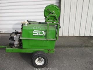 SDI Towable Spray Rig