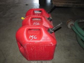 Gas Cans (3)
