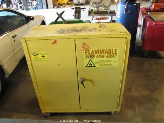 Eagle Safety Storage Cabinet