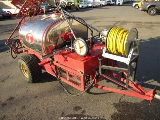 Chem Pro Towable Chemical Sprayer